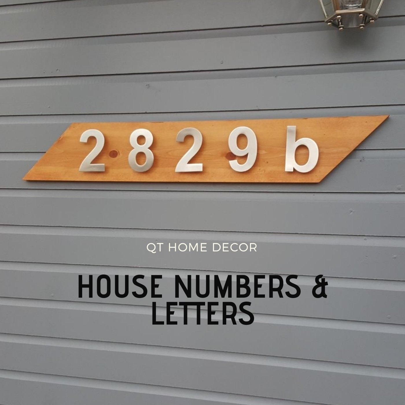 Modern House Numbers And Letters Modern House Number House Numbers Modern House Letters