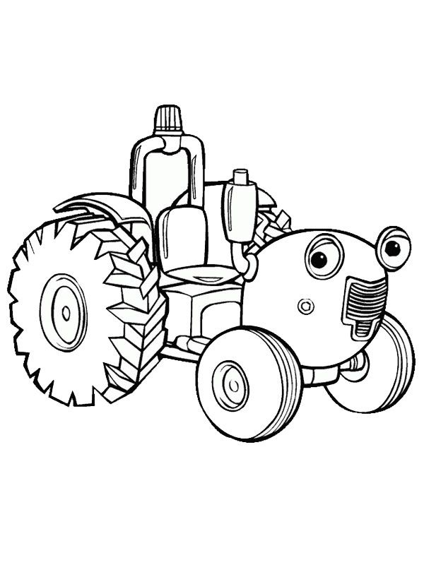Pin by vesna rebac on Places to Visit | Tractor coloring ...