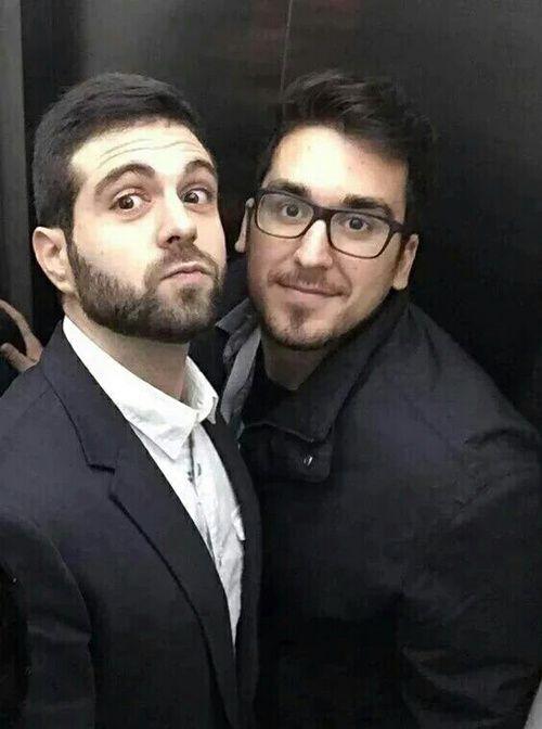 Imagen De Mangel Vegetta And Samuel De Luque Best Youtubers Youtubers People