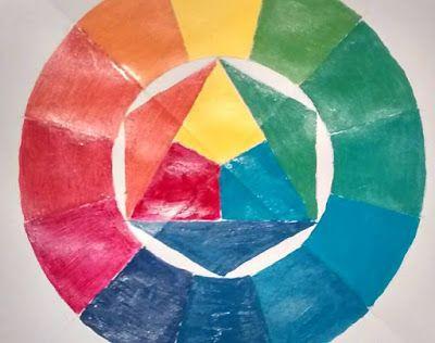 Adriana Gloria: Um pouco sobre cores.
