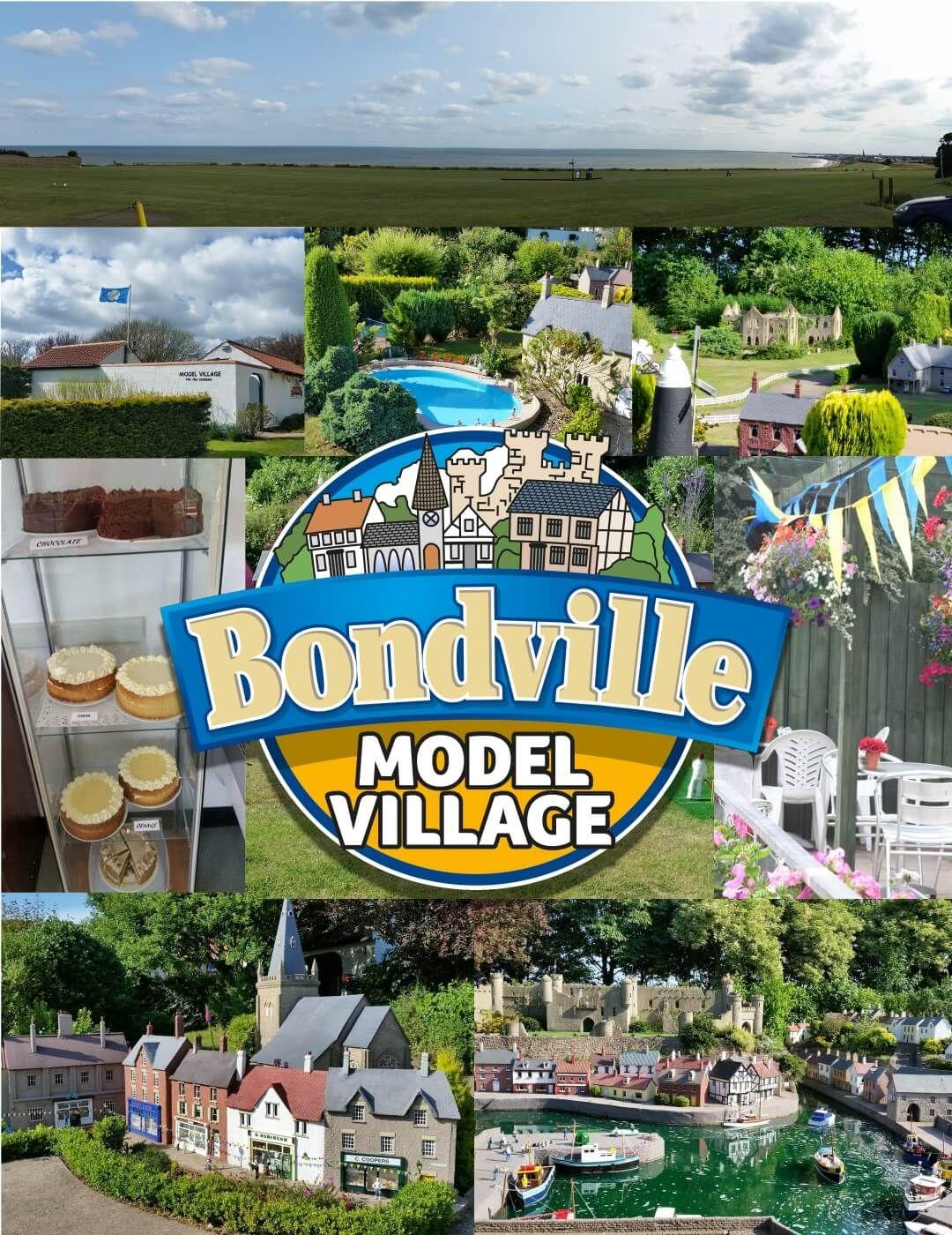 Bondville Model Village Bridlington | Model village, East riding of  yorkshire, Village