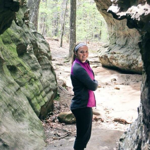 Petit st Jean Arkansas the most amazing trails!