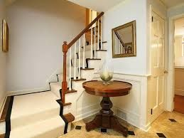 Small Entryway Round Table Placement Would Like