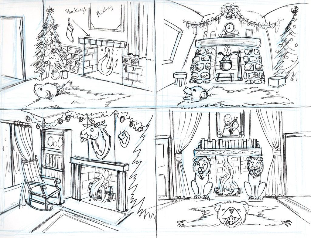 Draw A Room 2 By Diana Huang On Deviantart