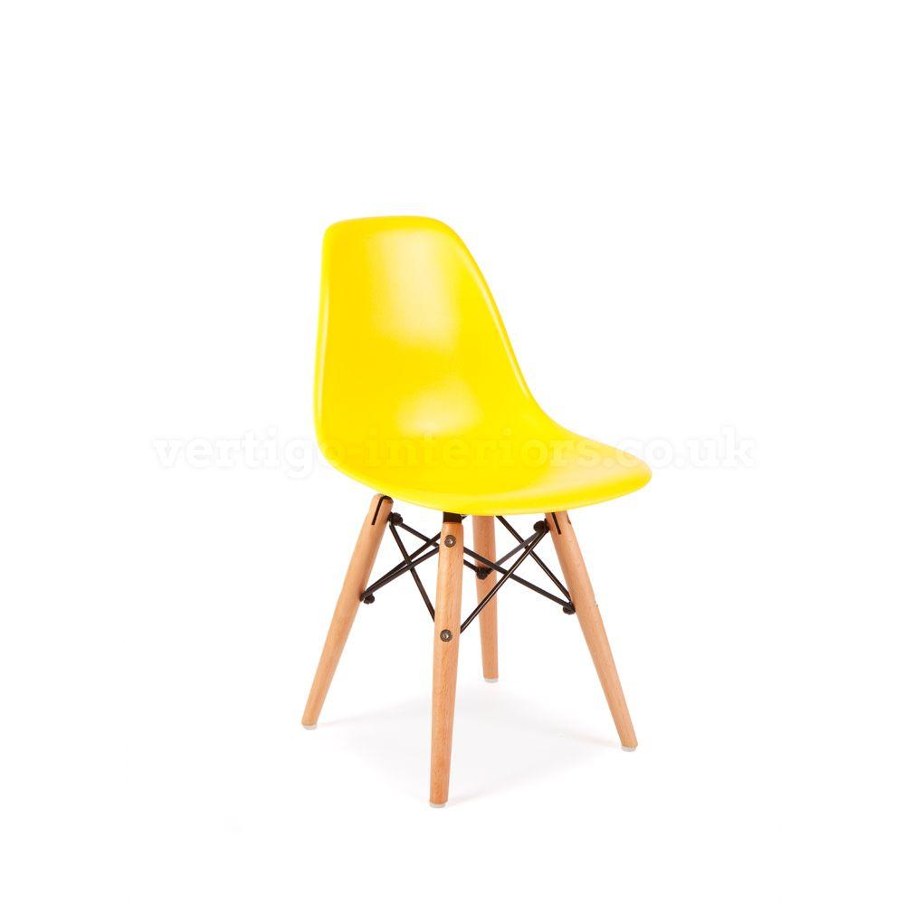 Yellow Eames Chair Google Search