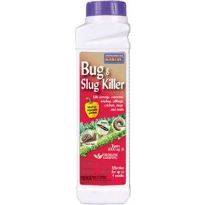 For vegetable, fruit and berry gardens. Kills cutworms, ants, earwigs, slugs, snails and other common garden pests.