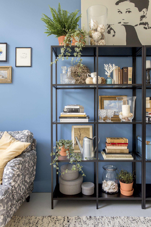 Vittsjö Stellingkast Zwartbruin Glas For The Home In