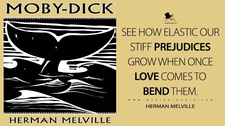 45 Thinking Quotes from Herman Melville's Moby Dick - MagicalQuote