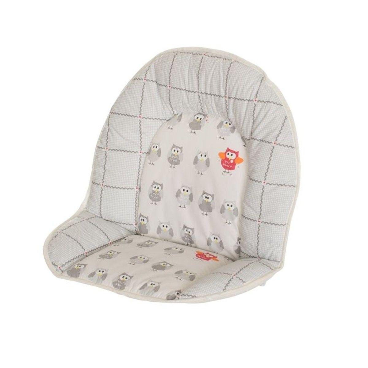 Coussin De Chaise Pvc Chouette E Chaise Haute Bebe Chaise