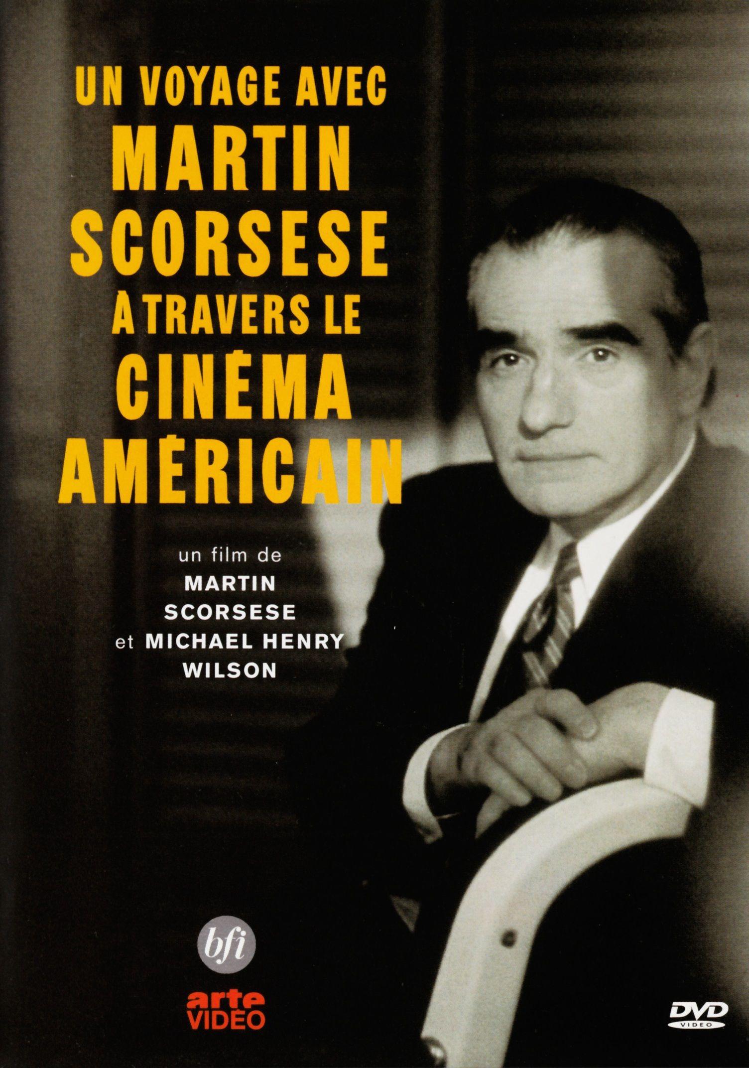 Dvd Doc 273 Un Voyage Avec Martin Scorsese A Tavers Le Cinema Americain 1995 Reino Unido Dir Martin Scorsese E M Martin Scorsese Documentales Reino Unido