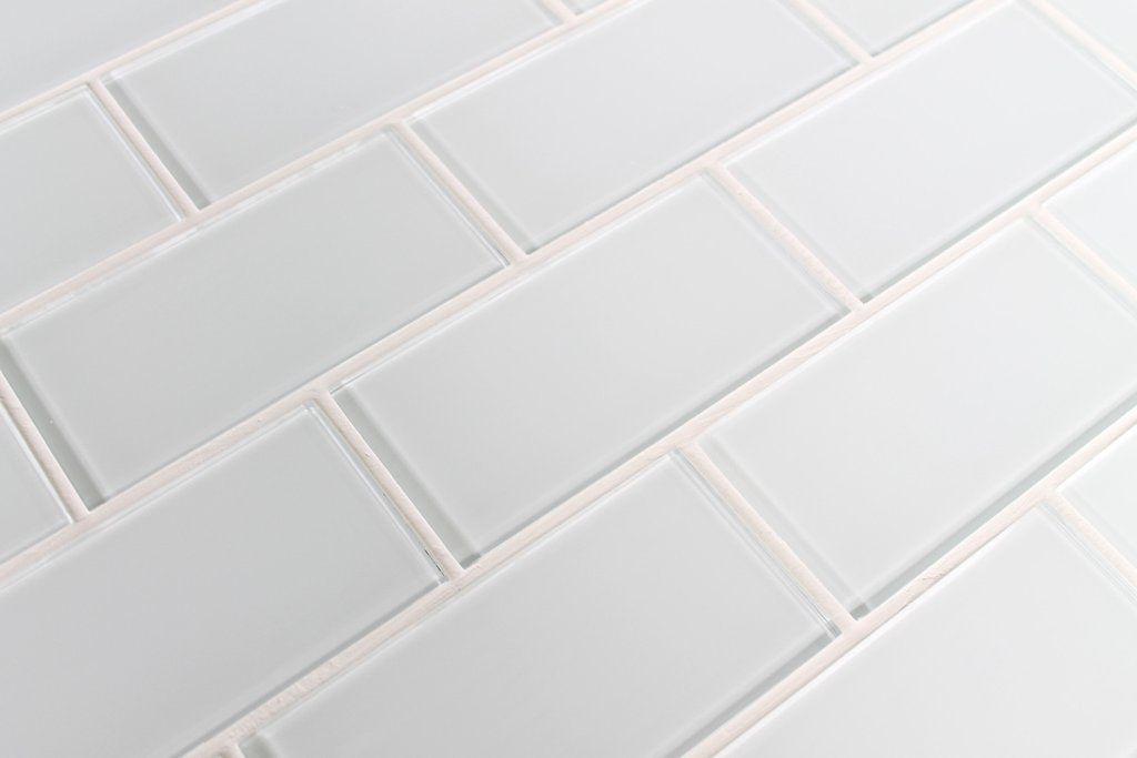 classic white glass tile without that icy blue undertone to get in the way our snow tiles are made with special clear allows also  subway beautiful backsplash ideas