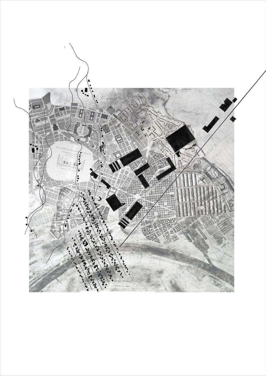 CITY - Caroline Sillesen | Architectural Drawing | Pinterest ...