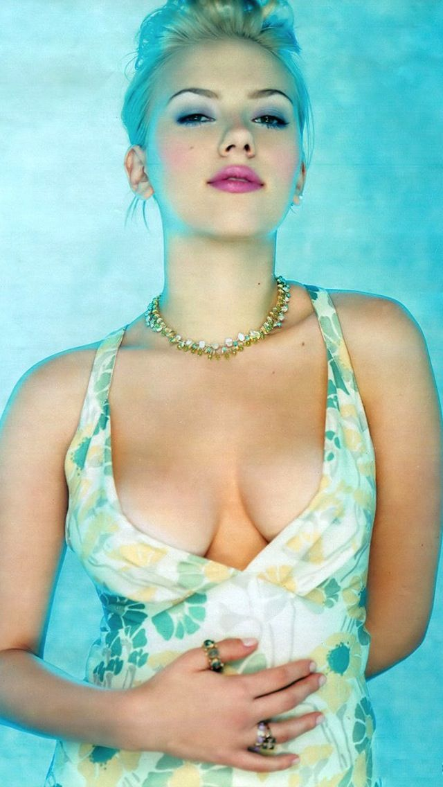 Hot Scarlett Johansson Iphone Wallpaper Scarlett Johansson