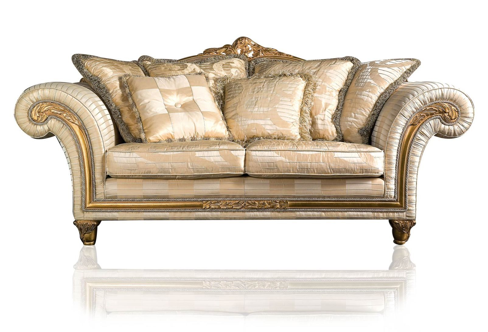 gold sofa furniture design wallpapers Places to Visit