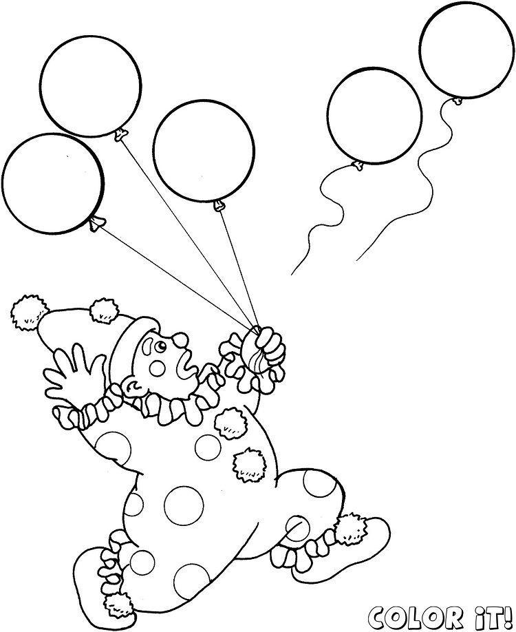 carnival coloring pages pdf coloring pages ideas pinterest