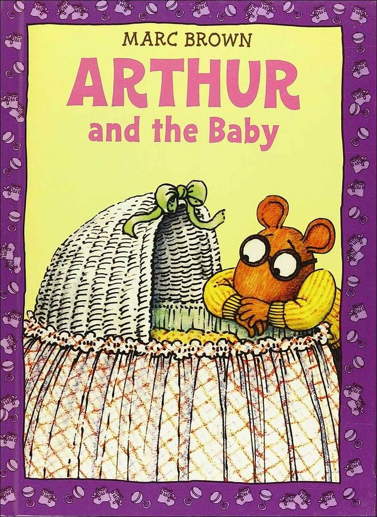 Arthurs baby by marc brown new baby products 1000