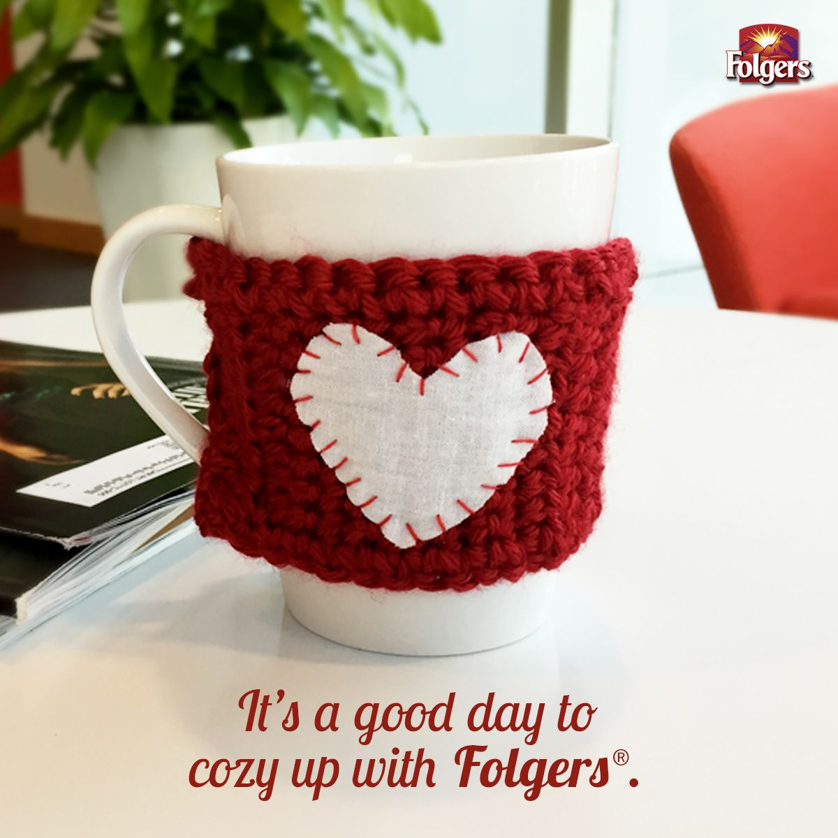 I Love This Crocheted Coffee Cup Koozie Amanda Adams D Things