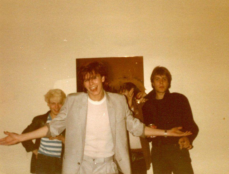 Duran Duran, 1981. OWNER: https://www.facebook.com/carol.cazzfoxx.firth Please, put credit. Thank you.