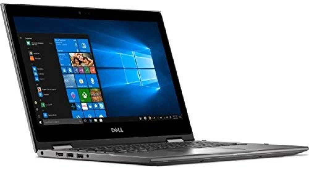 ell Inspiron Premium 2-in-1 Business Laptop Computer with 13.3 Full H