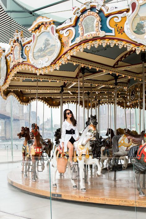 Return to Innocence :: Carousel rides