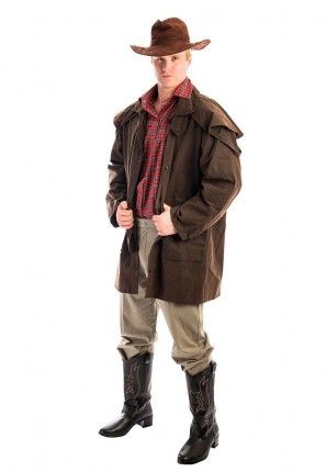 Man from snowy river. Ride your horse across the outback in this costume for Australia  sc 1 st  Pinterest & Man from Snowy River Costume - | Pinterest | Costumes