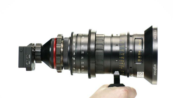 Novo – A Modified GoPro Hero 3: Black Edition Camera