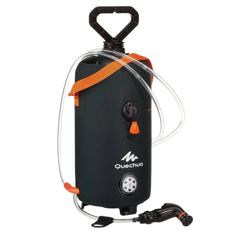 HIKING CAMP LAMPS, HYGIENE, - Portable Shower 8 L (With ...