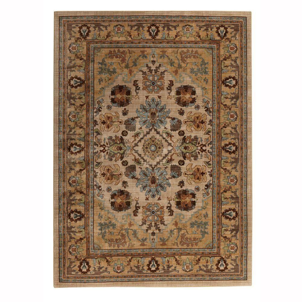 Home Decorators Collection Charisma Er Pecan 8 Ft X 10