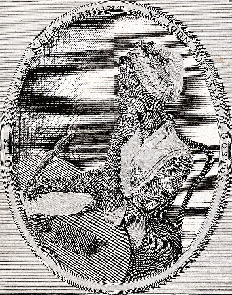 Phillis Wheatley's work has been maligned by the likes of Thomas Jefferson, who claimed it was nothing more than imitation, whilst some of those who share her African heritage have dismissed her as an Uncle Tom. Her work, however, is far more nuanced than either of these criticism suggest. Read more by following the link attached to this image and be sure to 'like', share, and leave a comment.