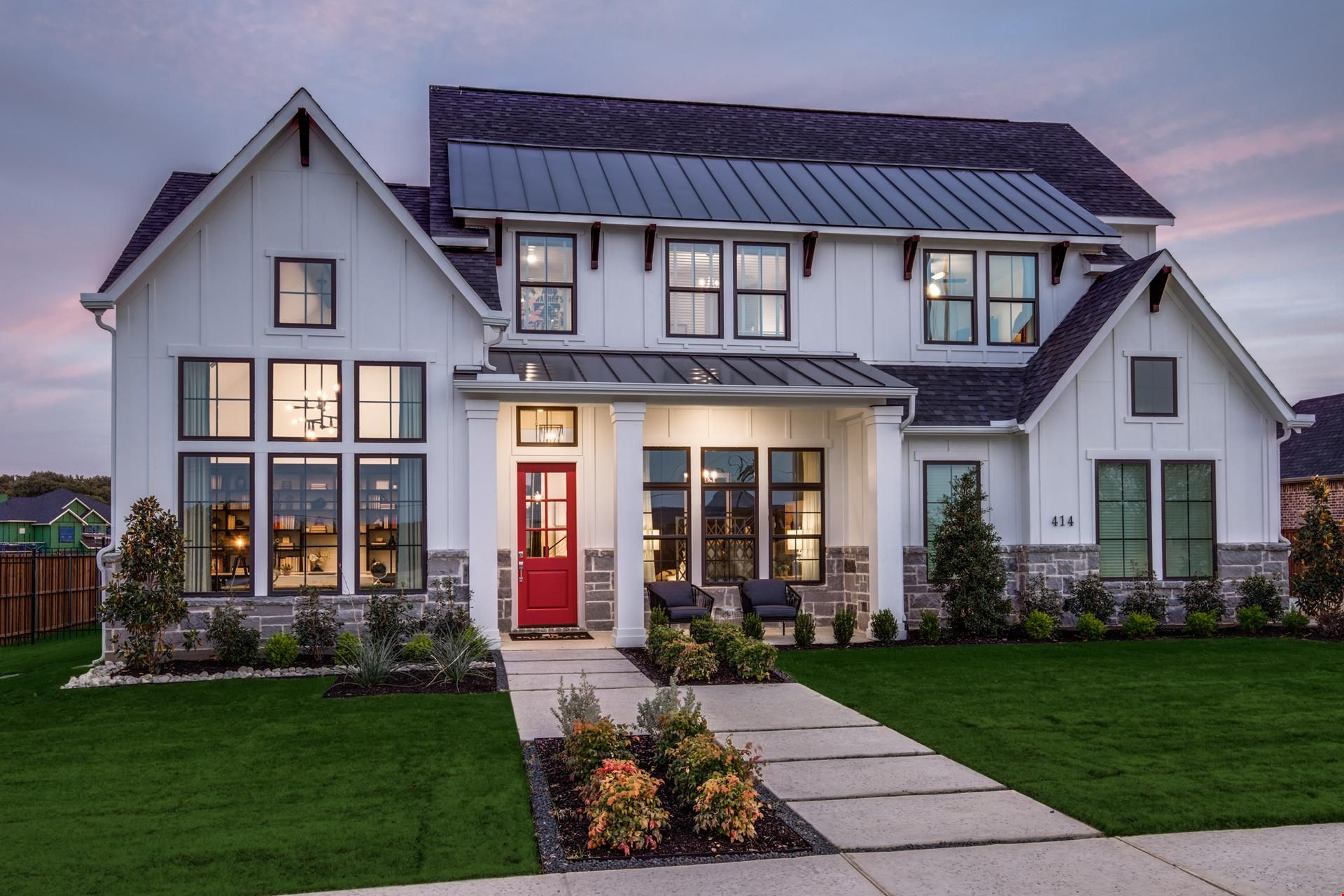 The Dylan Ii In 2019 Great New Homes Home Metal Roof