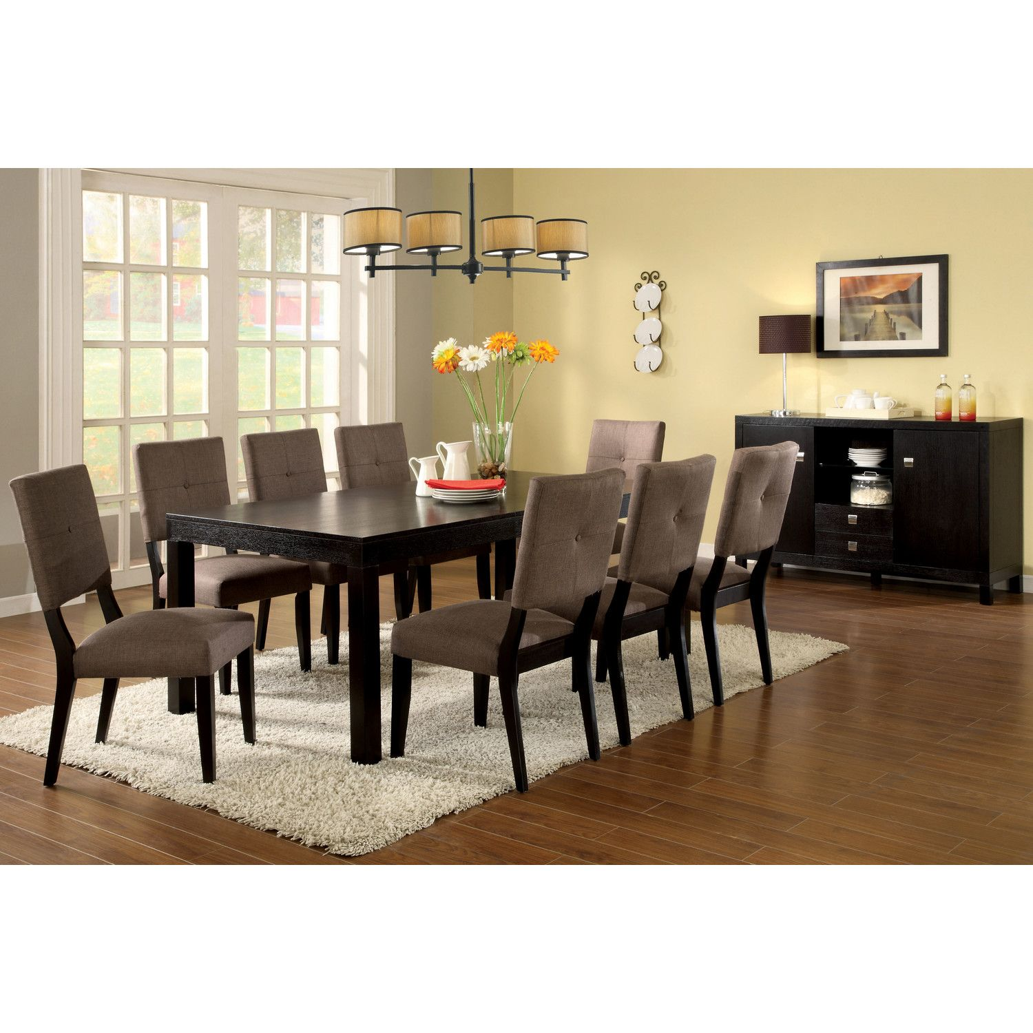 Hokku Designs Grant 7 Piece Dining Set & Reviews | Wayfair