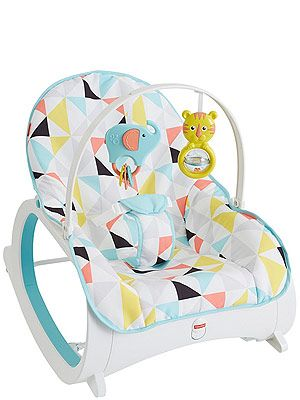 d3954ddc3 Fisher-Price Infant-To-Toddler Rocker