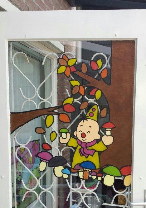 Quatang Gallery- Thema Herfst Bumba Ramen Schilderen Thema Herfst
