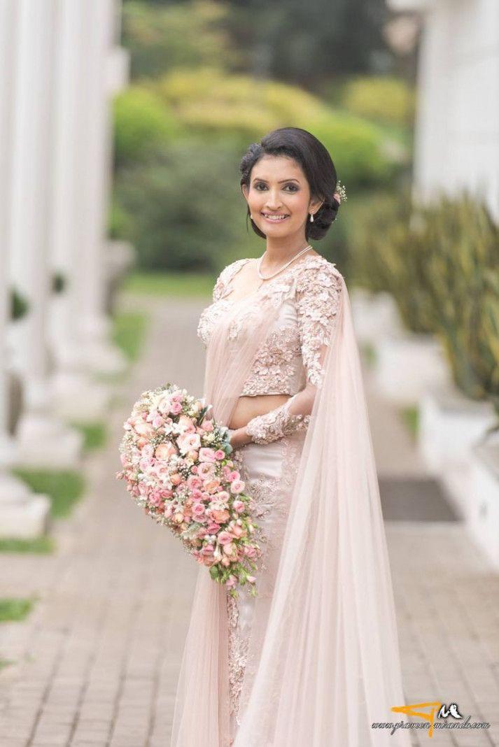 Photo of Indian Wedding Bouquet Bridesmaid Dresses