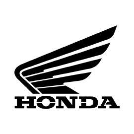 Honda Motorcycles Logo Stencil 1976 Goldwing Motorcycle Logo