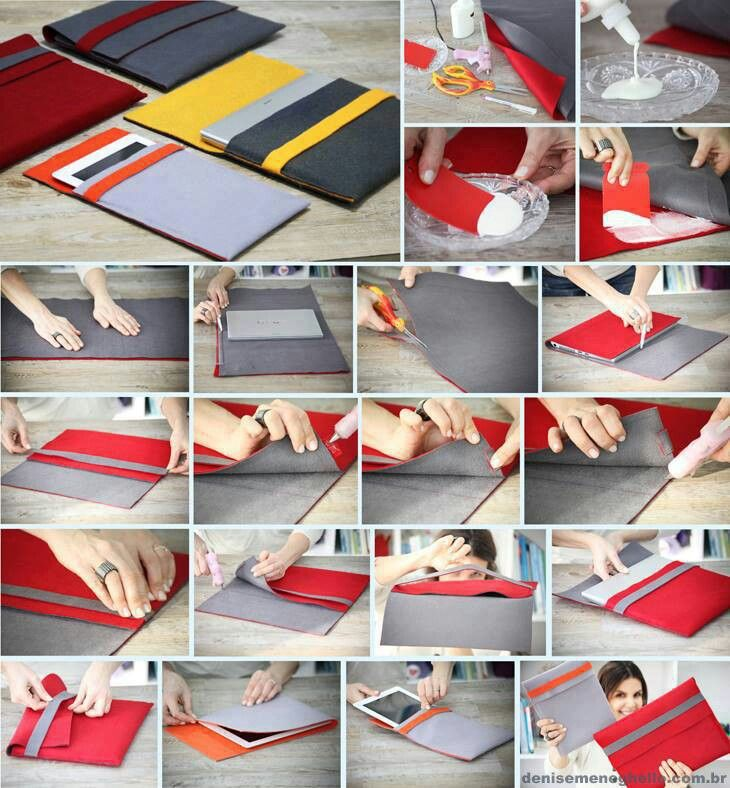 Funda tablet | Crafts | Pinterest | Fundas tablet, Fundas de ...