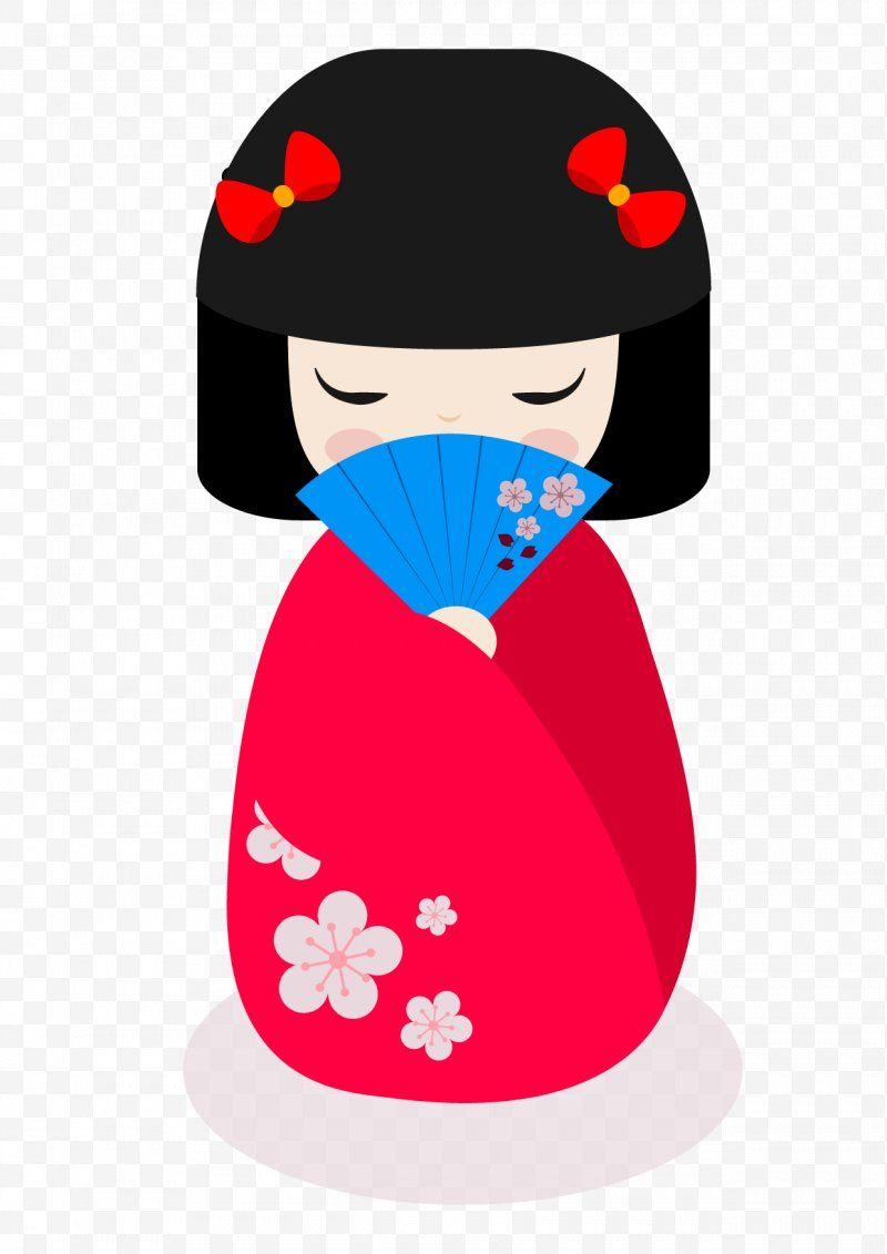 Ancient Japanese Doll Japanese Dolls Japanese Dolls Kokeshi Png