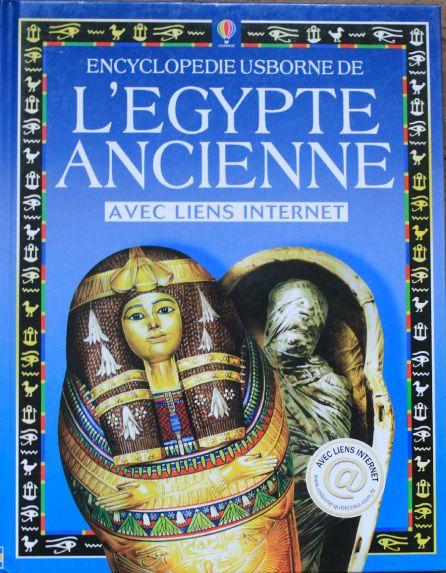 L'égypte antique usborne