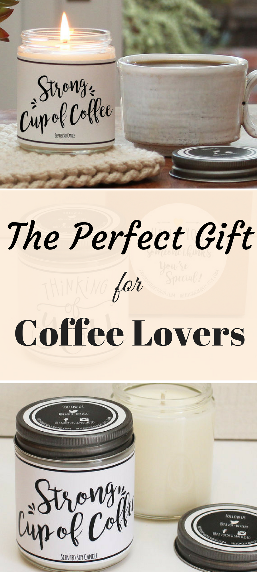 The Perfect Gift for Coffee Lovers - It really smells like ...