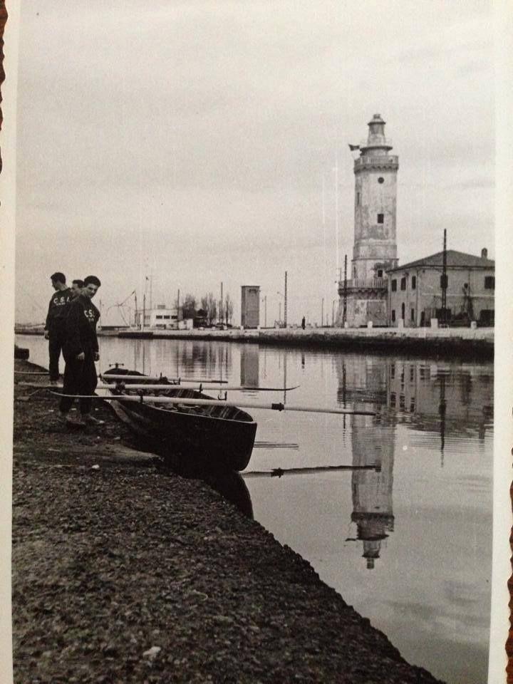 Il faro, Rimini www.hotelpolo.it RIMINI in bianco e nero