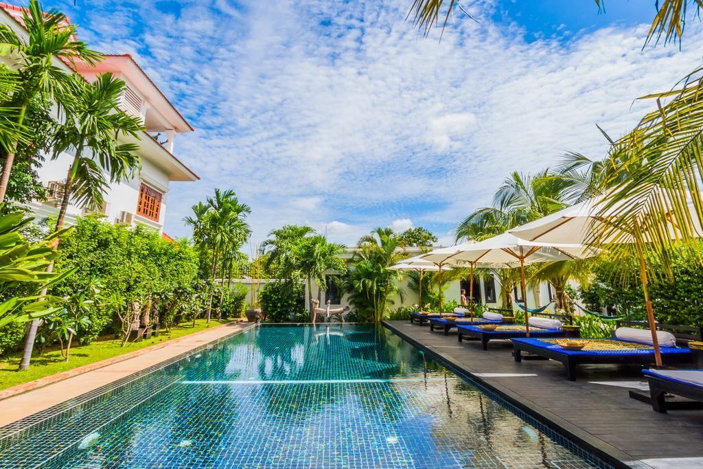 Booking.com: DDG Retreat Siem Reap Residence - Siem Reap, Cambodge