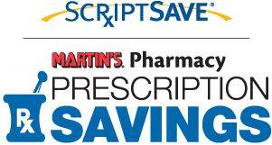 scriptsave prescription savings at martin s pharmacy http ow