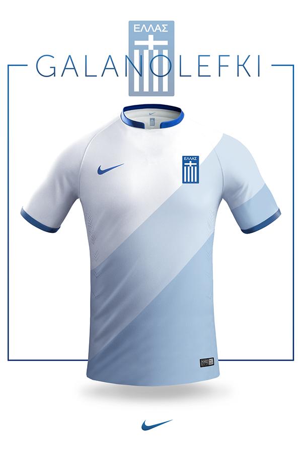 national jersey design nike on behance sport shirts