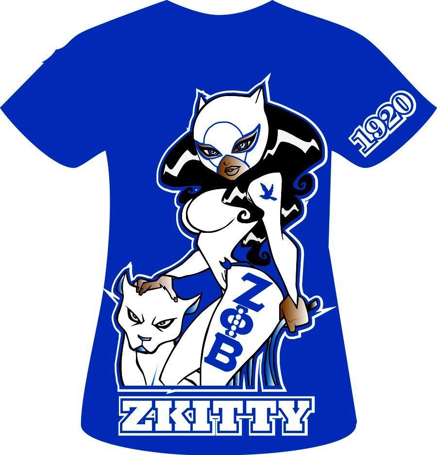 Item bzeta phi betab z kitty 2 blue life pinterest item bzeta phi betab z buycottarizona