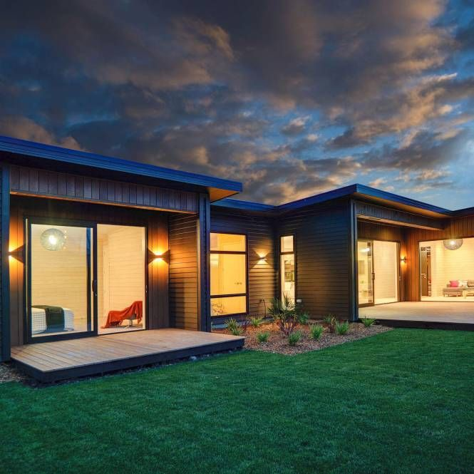 Kitset Homes NZ, Timber House Plans NZ.