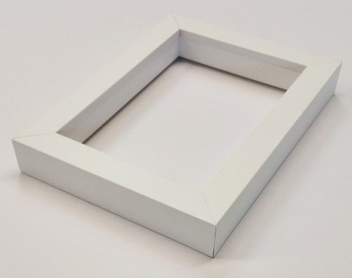 Shadowbox Gallery Wood Frames Solid White 135 X 40 Products