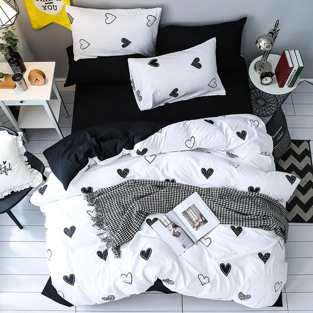 Put Some Love In Your Bedroom Available In Our Store Bovamarket Com Love Like Follow Instagood Fitness Ph Linen Duvet Covers Duvet Cover Sets Duvet