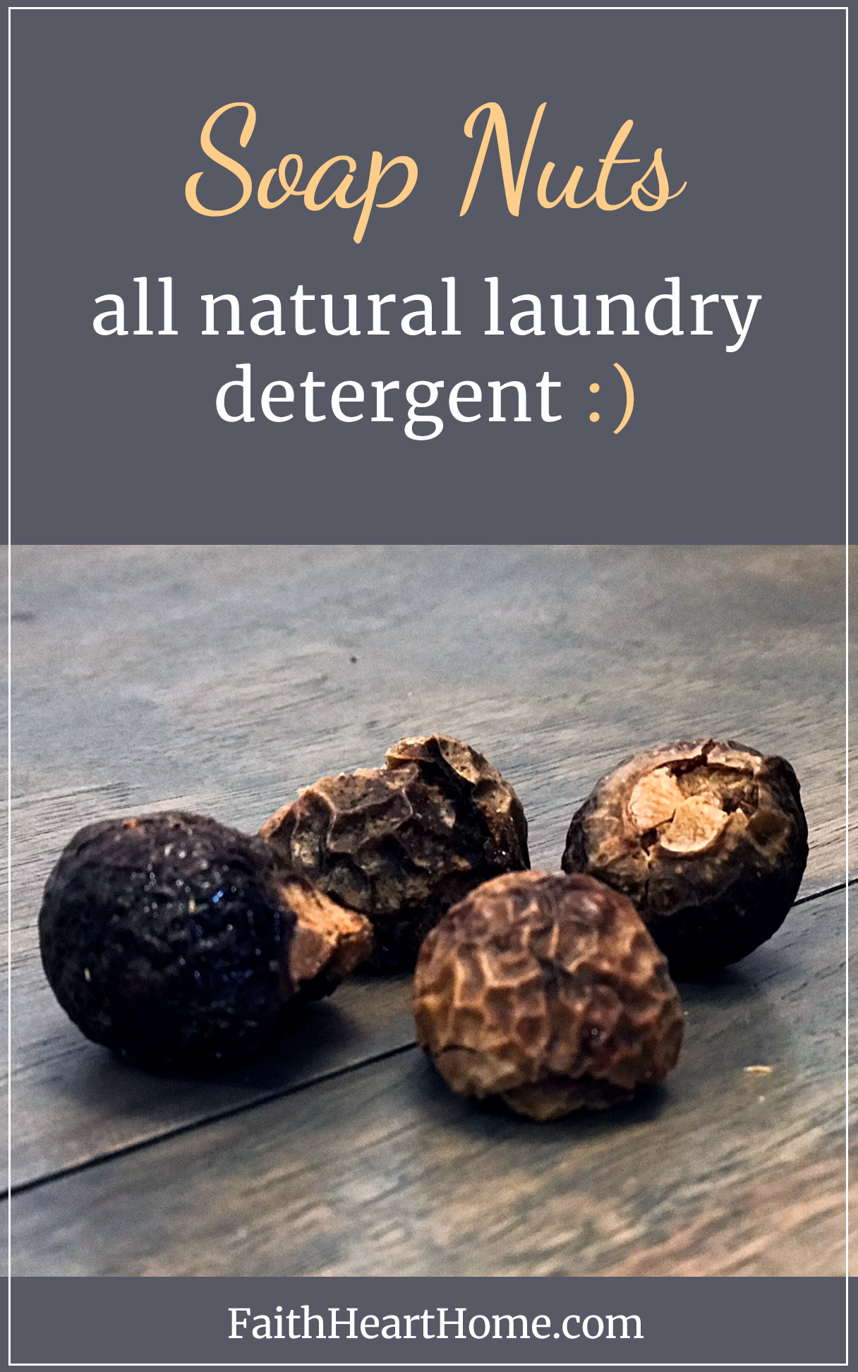 Use Soap Nuts Instead Of Detergent For Laundry Soap Nuts