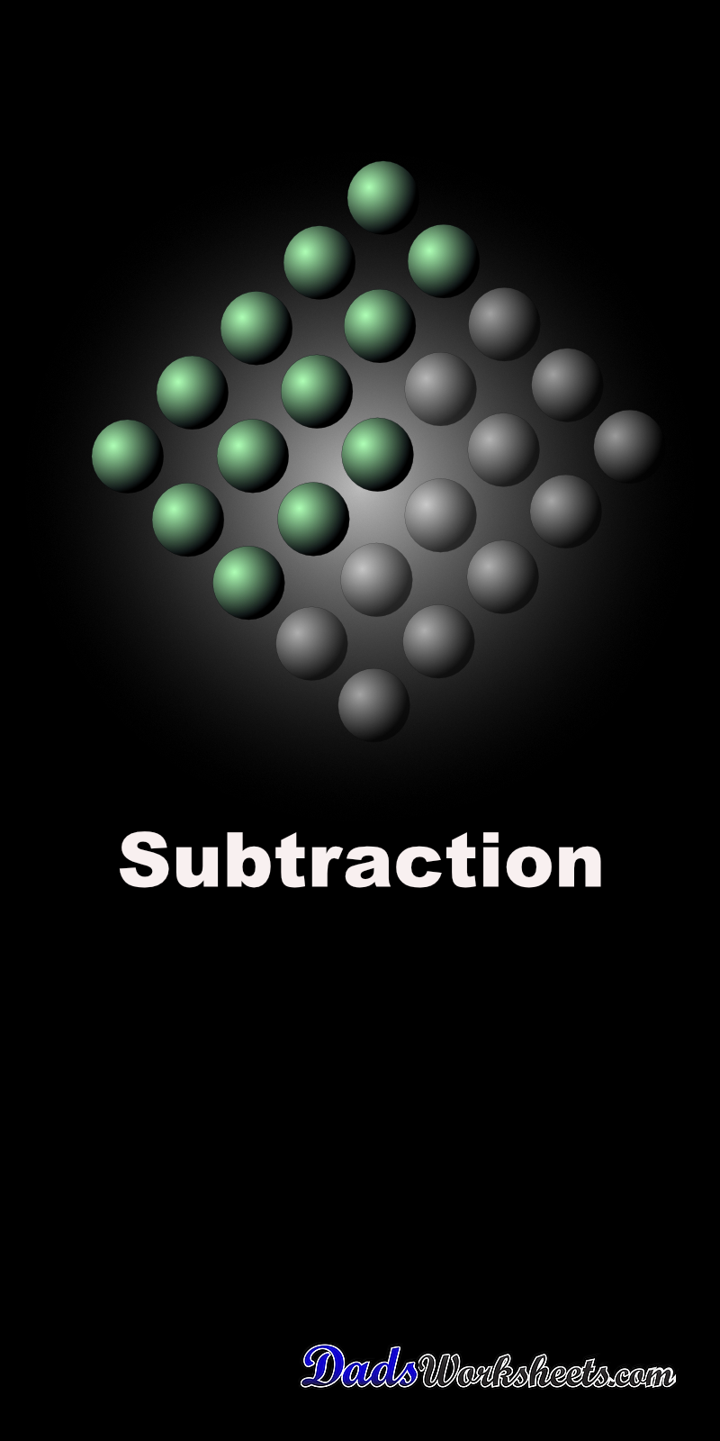 subtraction worksheets for you to print right now no signup or  no signup or registration just print and use in the classroom or at home  thousands of other free worksheets for many math topics