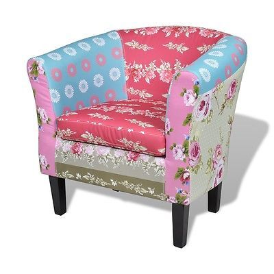 sessel bunt, patchwork relaxsessel esszimmer stuhl polstersessel sessel bunt, Design ideen